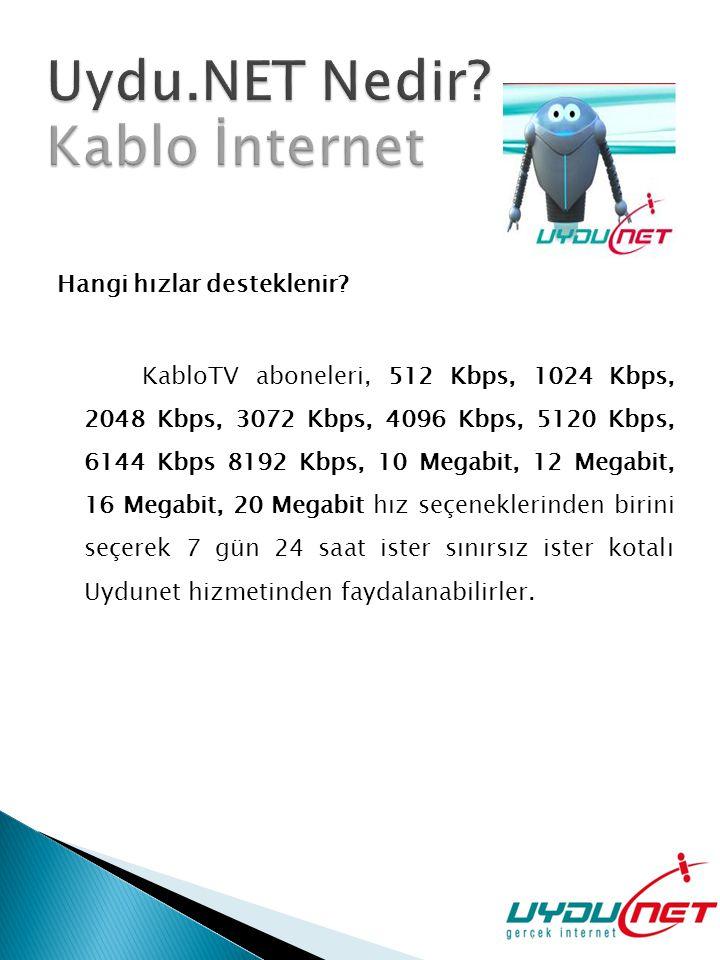 Türksat Uydu.NET abonelerine yeni hizmet ve kolaylıklar sağlamaya devam ediyor.