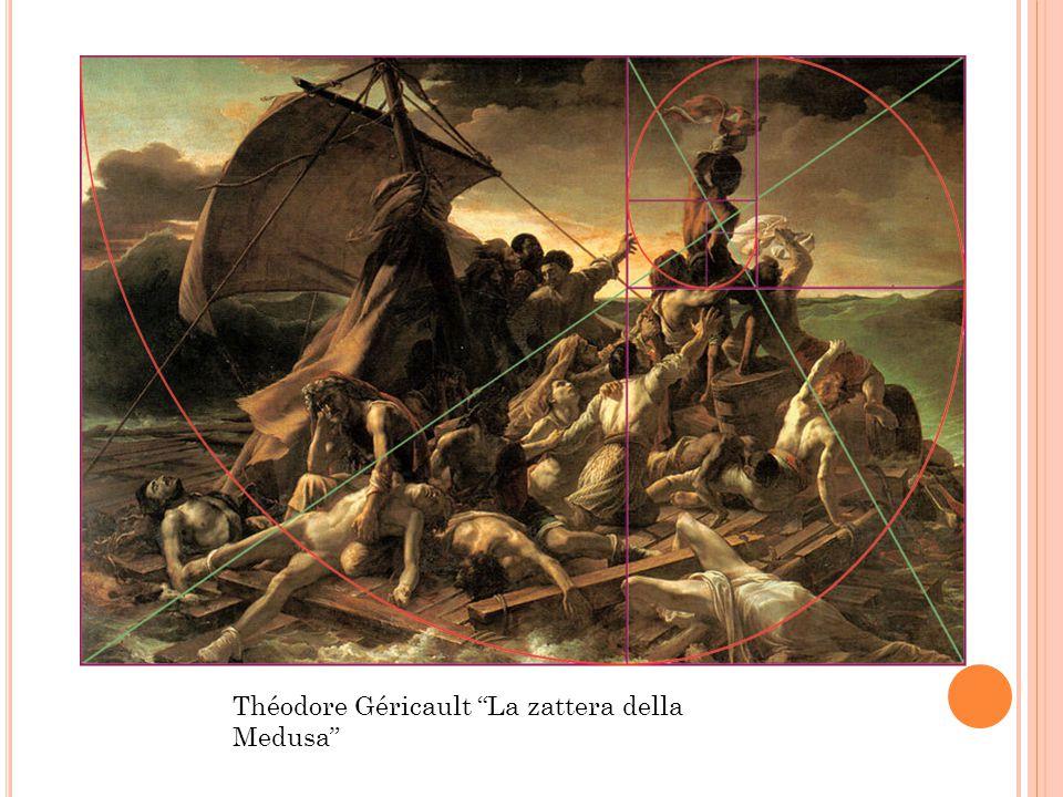 """Théodore Géricault """"La zattera della Medusa"""""""