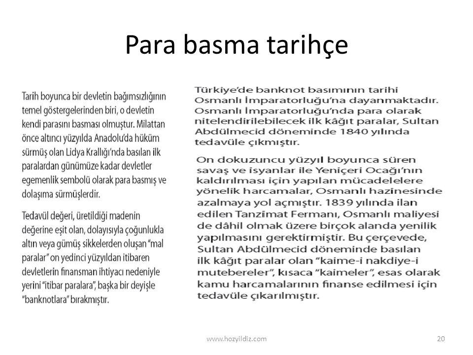 Para basma tarihçe www.hozyildiz.com20