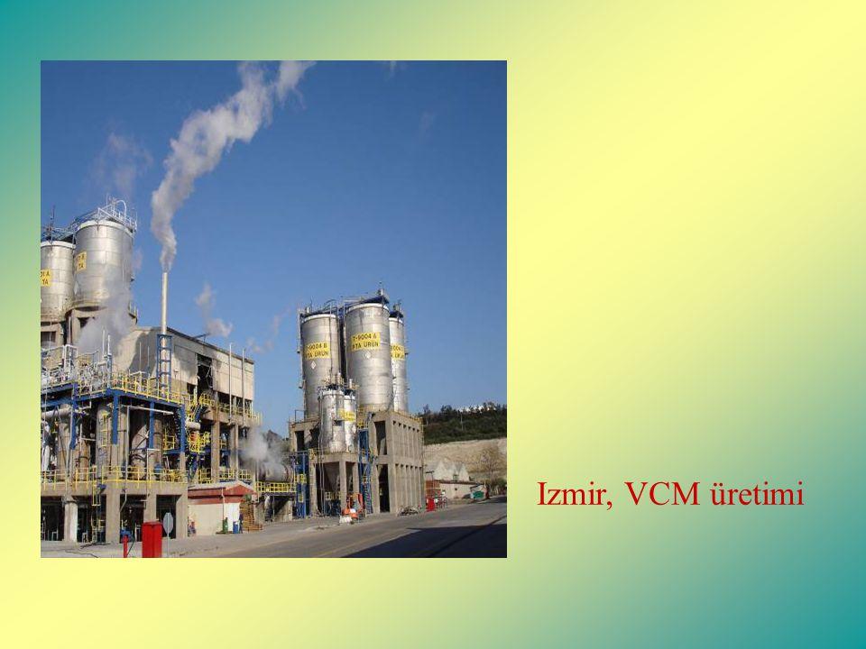 Izmir, VCM üretimi