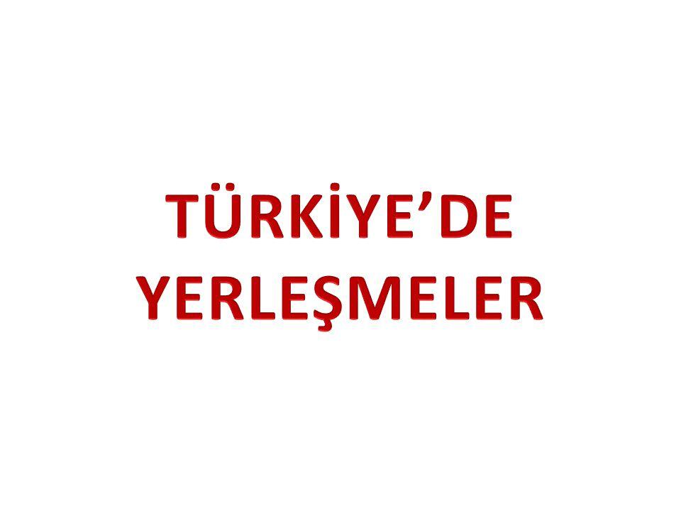 Bu faktörlerin olumsuz etkileri Ankara'da yerleşmeyi olumsuz etkileyen en önemli faktör iklimdir.