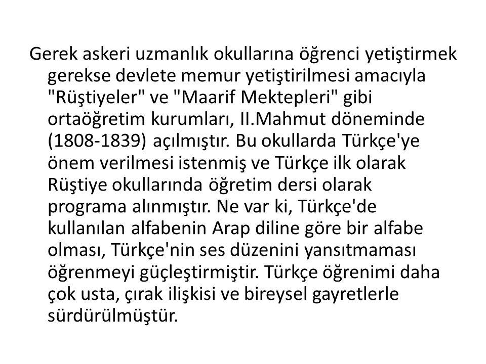 12 Temmuz 1932 de Türk Dili Tetkik Cemiyeti nin (1936 da Türk Dil Kurumu olarak değiştirildi) kuruluşu ile dil seferberliği hız kazanmış, kurumsallaşmıştır.