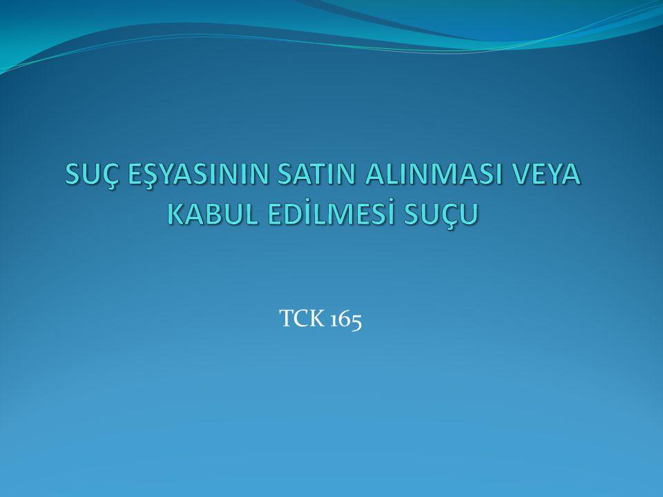 TCK 165