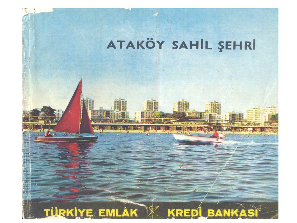 Ressam Şefik Bursalı Ataköy Plajı