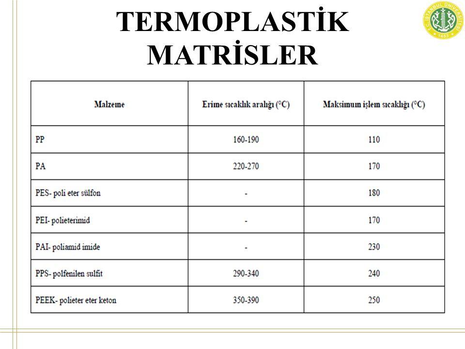 TERMOPLASTİK MATRİSLER