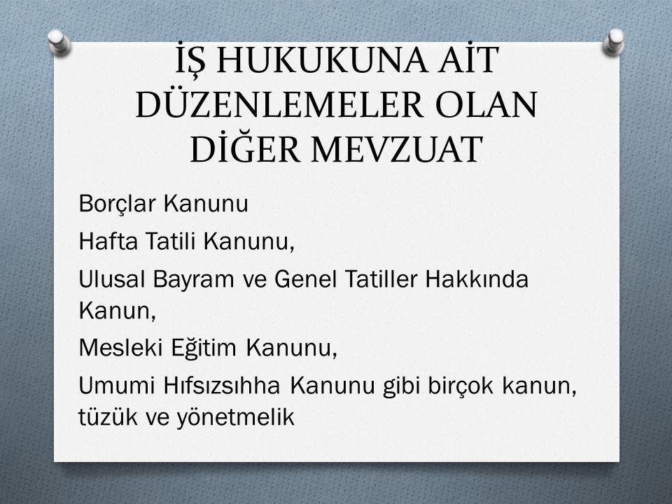 İşverenin Cezai Sorumluluğu O Türk Ceza Kanunu Madde 20 O Ceza sorumluluğu şahsa aittir.