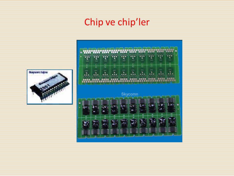 Chip ve chip'ler