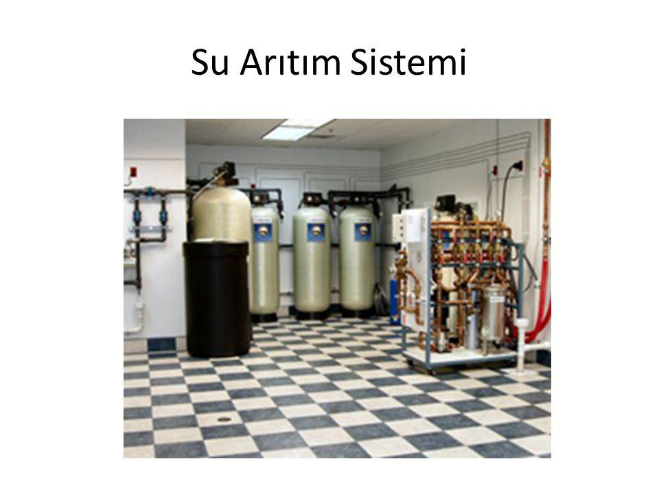 Su Arıtım Sistemi
