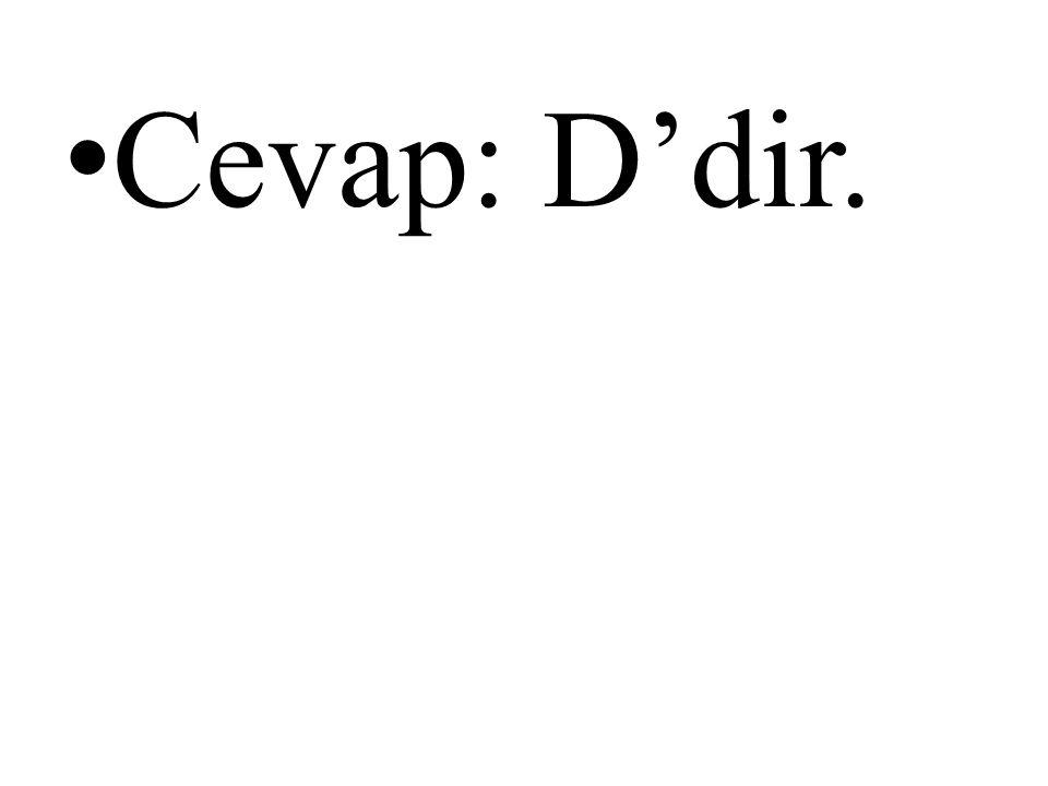 • 27.Aşağıdaki cümlelerin hangisinde zıt anlamlı sözcükler bir arada kullanılmıştır.