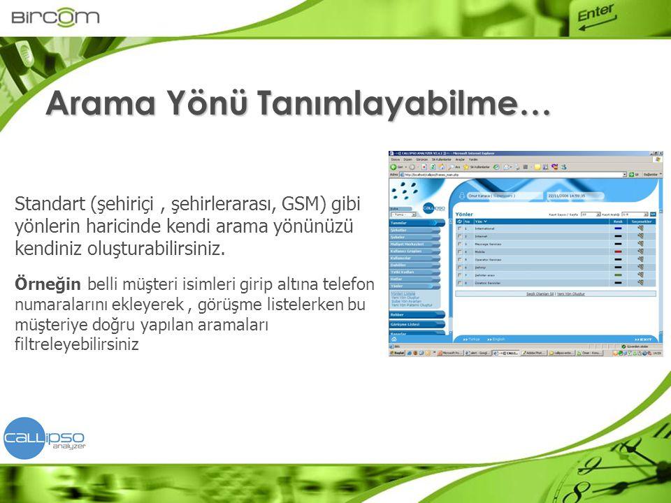 Santralinizin dış hat portlarına Türk Telekom hatları, VoIP cihazı, Farklı operatörlerin GSM terminalleri ve UMTH operatörleri bağlı olabilir.