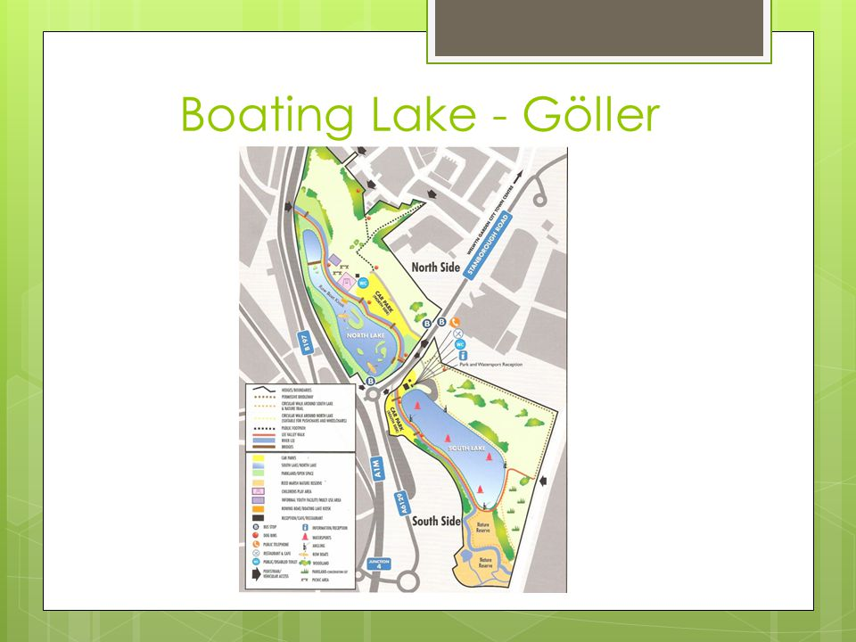 Boating Lake - Göller
