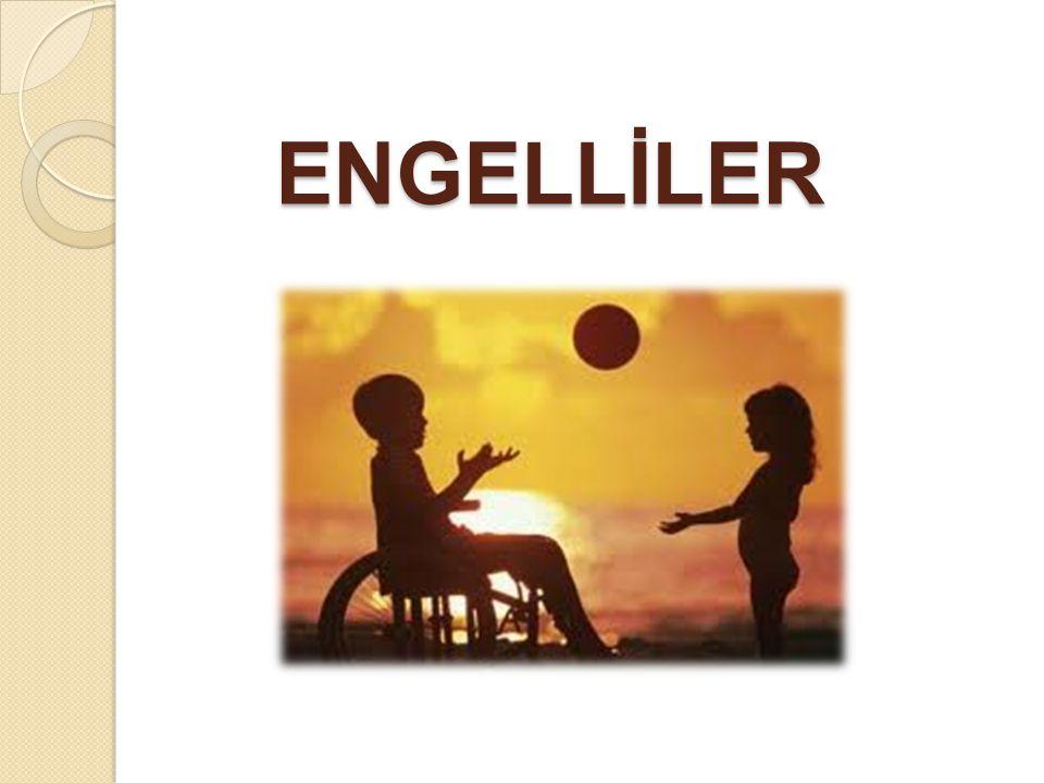 ENGELLİLER