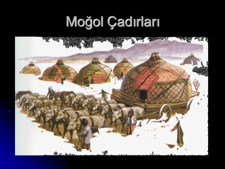 Moğol Çadırları