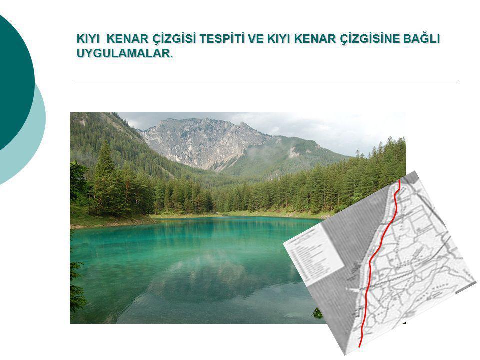 Bilindiği üzere ülkemizin üç tarafı denizlerle çevrili ve bünyesinde bir çok göl ve akarsuyu barındırmaktadır.