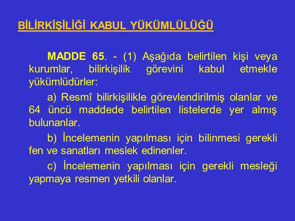 (5) Listelere kaydedilen bilirkişiler, il adlî yargı adalet komisyonu huzurunda