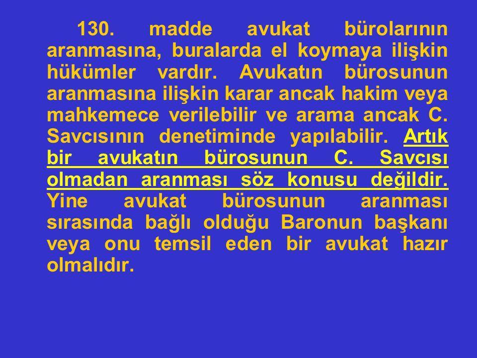"""125. madde devlet sırrı konusunda büyük bir yenilik getirmiştir. Buna göre hapis cezasının alt sınırı BEŞ YIL VE DAHA FAZLA OLAN suçlarda """"bir suç olg"""