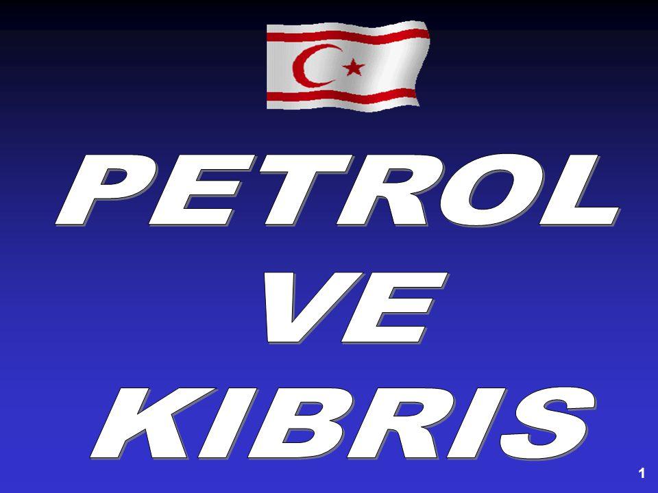 22 GKRY ile KKTC'nin birleşmesi ile meydana gelecek olan Kıbrıs Cumhuriyetinin kara suları haklarını kullanarak bu bölgedeki petrolleri üretime geçmesi, bizim enerji politikalarımızı nasıl etkileyecektir.