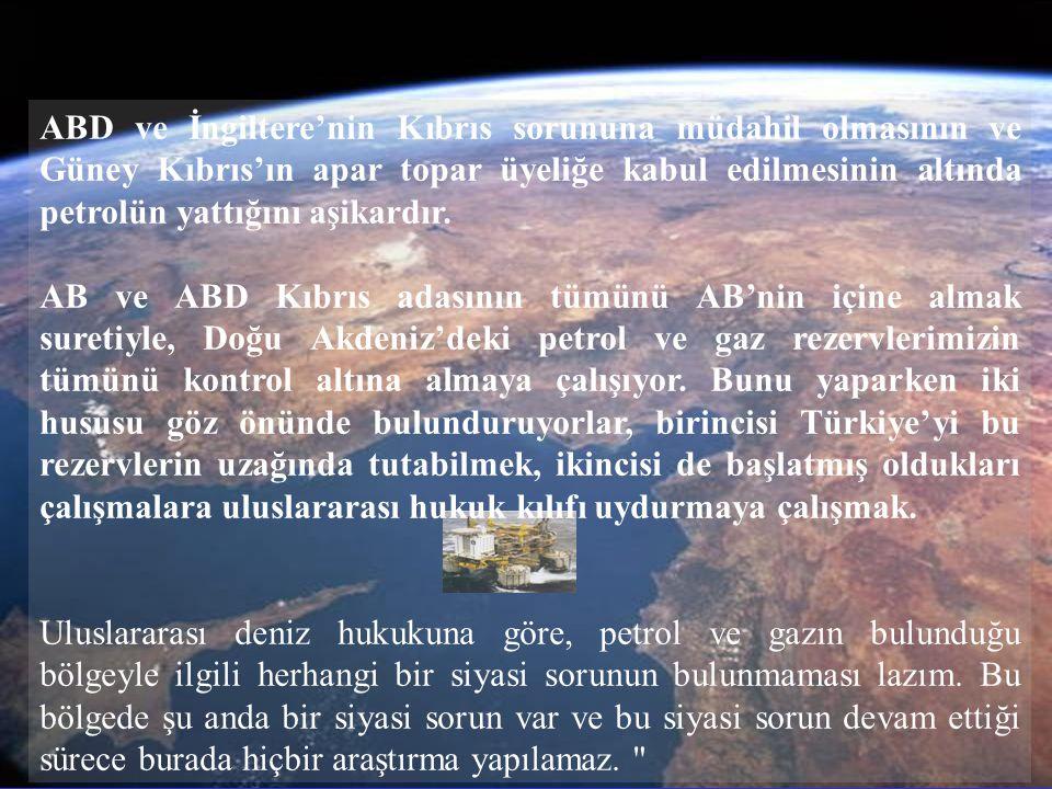 20 8 Haziran 2001 tarihinde Ermeni, Süryani, Helenik Soykırım Haberleri Portalı nda Kıbrıs Avrupa İçin Petrol Kaynağı mı? başlığıyla yayınlanan habere göre Avrupa Konseyi Bakanlar Kurulu toplantısı sırasında Alman Bakan Rold Linkohr, (FİGEN), Güney Kıbrıs Rum Kesimi'nin, petrol ve gaz rezervleri ile ilgili ayrıntılı haberlere ambargo uyguladığını vurgulanmıştır.