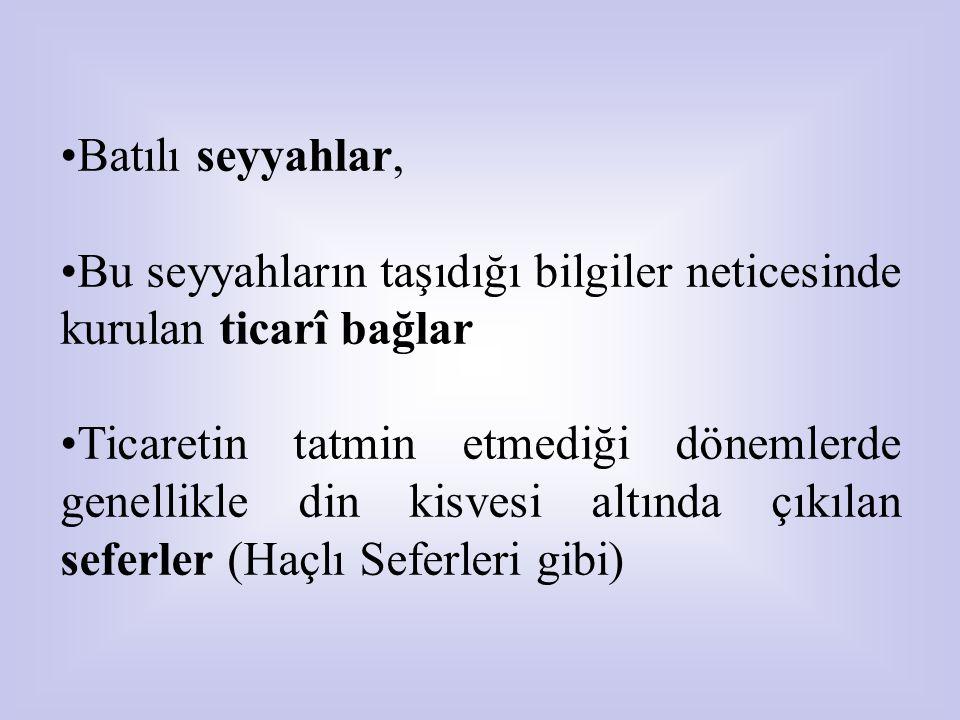 İslam Medeniyeti Müslüman olmayan doğu milletleri Türk kültür ve edebiyatının yansımaları Doğulu Medeniyetler