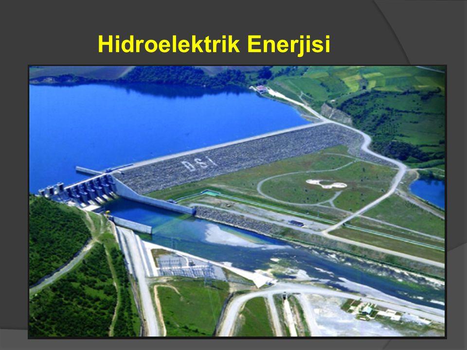 Hidroelektrik Enerjisi