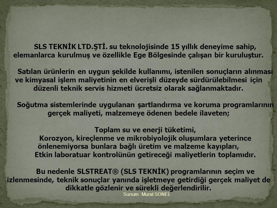 SLS TEKNİK LTD.ŞTİ.