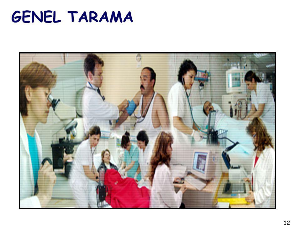 GENEL TARAMA 12