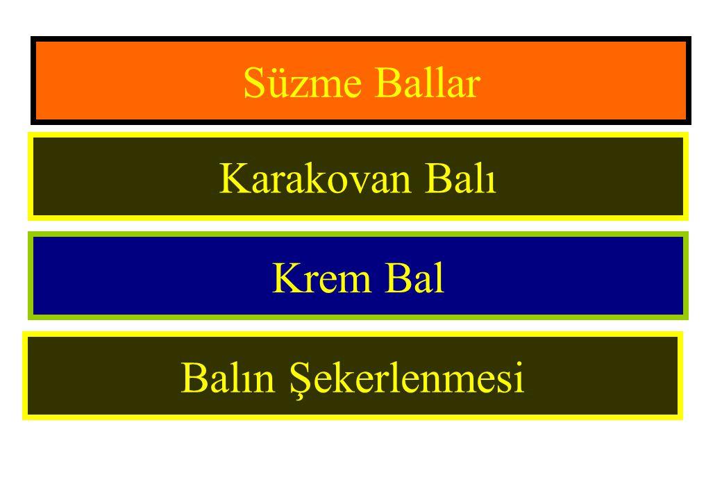 Karakovan Balı Krem Bal Balın Şekerlenmesi