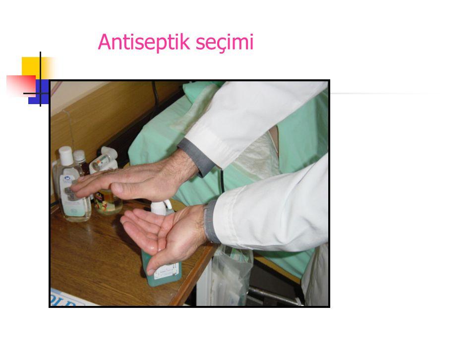Antiseptik seçimi