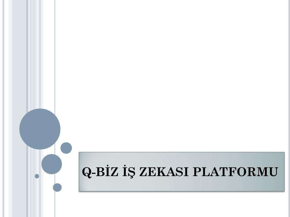 Kullanıcı, yetki ve izinler çerçevesinde tanımlanmış ; Kullanıcı Adı Parola HayadaSoft Portal Adı bilgilerini kullanarak Q-Biz oturumunu açar.