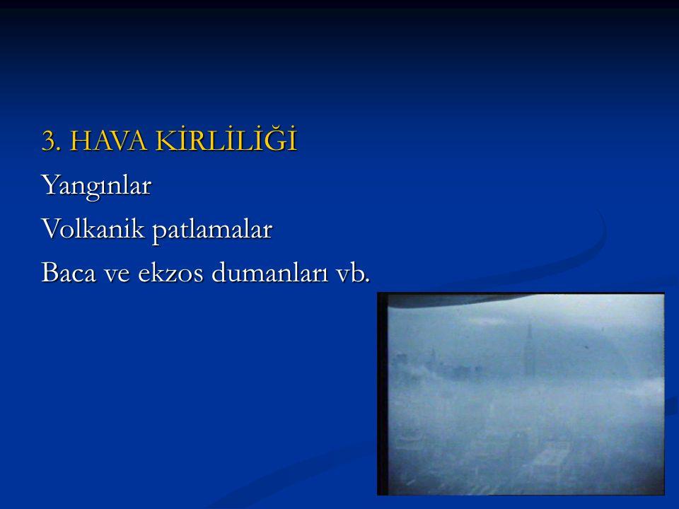2. ULTRAVİYOLE IŞINLARI Güneş ışığı