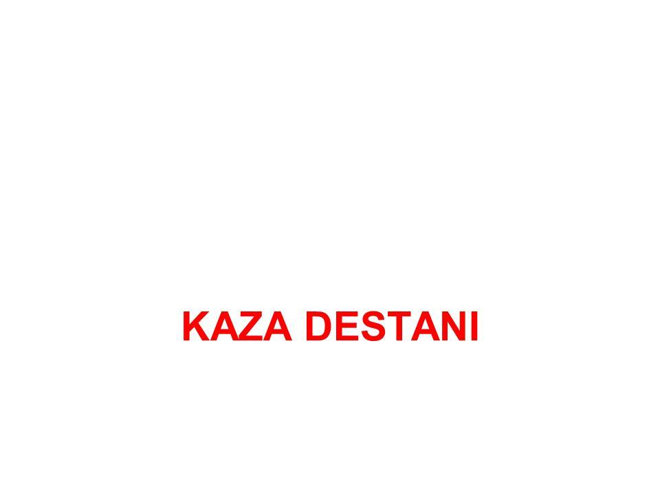 KAZA DESTANI