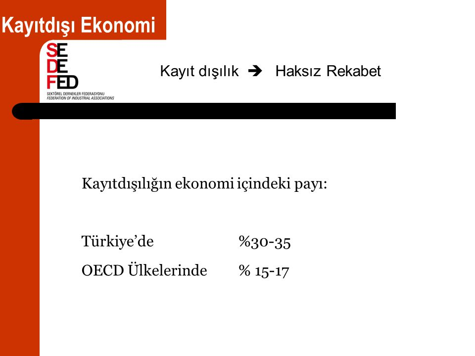  Sıkı para-maliye politikası => enflasyon düşüşü + reel faizlerde gerileme,  Üretim faktörleri => sermaye yatırımlarında artış,  Verimlilik artışı => özel sektör makine-teçhizat yatırımında ortalama artış %42.6  2005 Mart ayında istihdamdaki toplam artış; Kent 1 milyon + kırsal kesim 300bin =Türkiye genelinde 1.3milyon kişi Türkiye Ekonomisi Genel Değerlendirme Kaynak : TÜSİAD