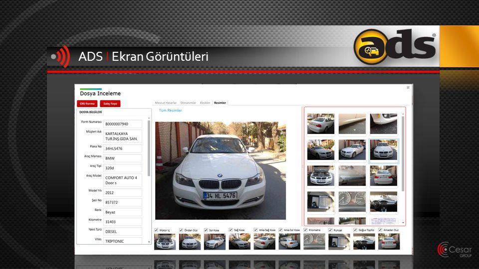 ADS I Ekran Görüntüleri  ANTALYA