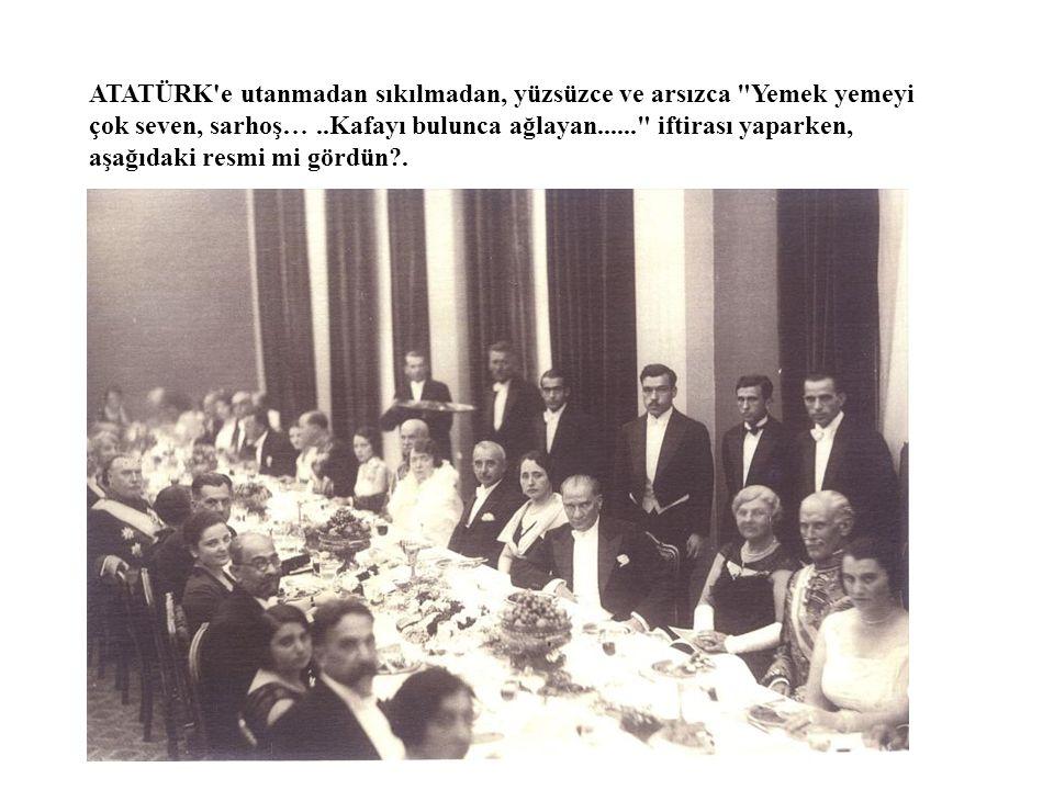 Yetenekli Recep Tayyip Erdoğan Yoksa bu resimdeki gibi yetenekli ve becerikli birini mi bekliyordun?