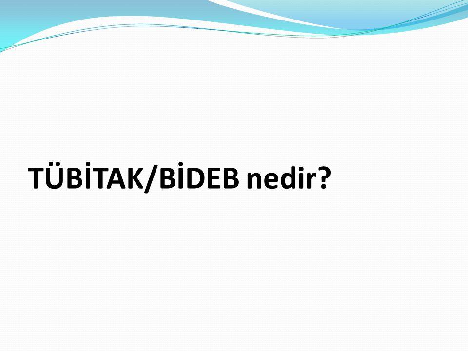 BİDEB'in GÖREVLERİ 1.