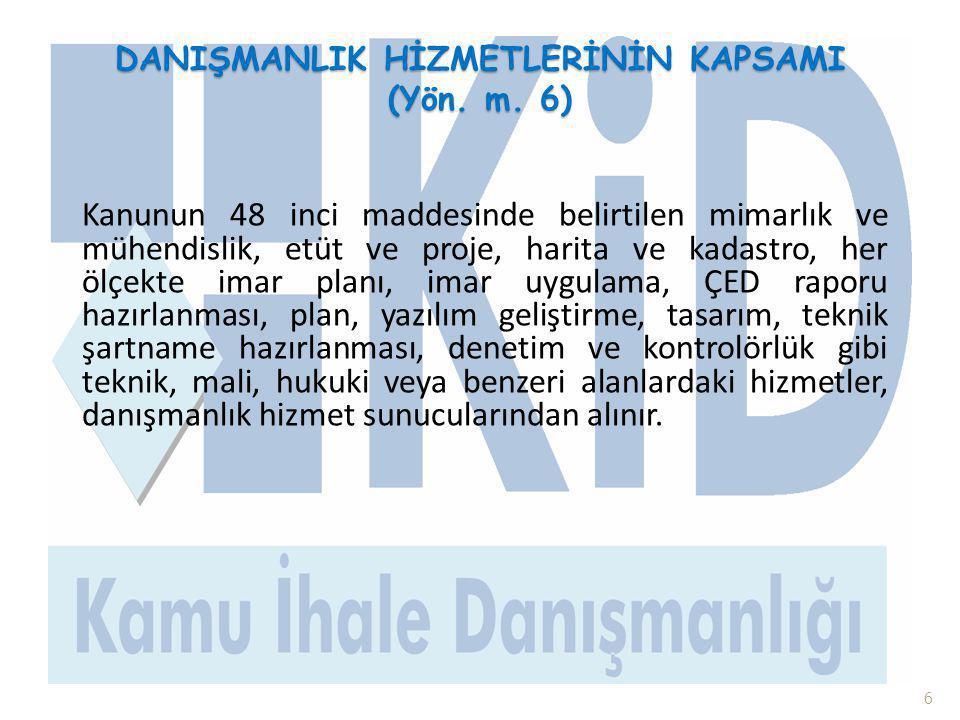 II AŞAMA-TEKLİFLERİN DEĞERLENDİRİLMESİ (Yön.m.