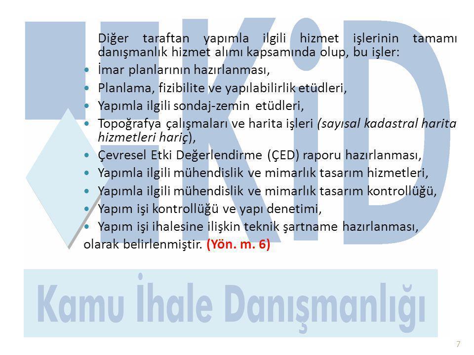 TEKNİK YETENEĞE İLİŞKİN BELGELER (m.37-41) 4.