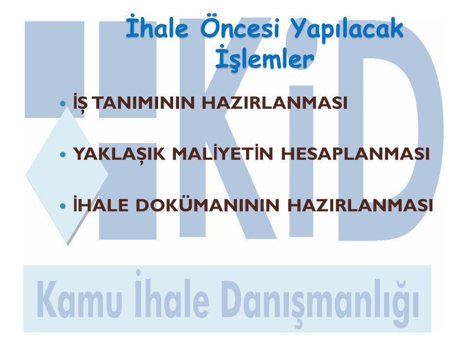 MALİ KAPASİTEYE İLİŞKİN BELGELER (Yön.m. 33-36) 2.