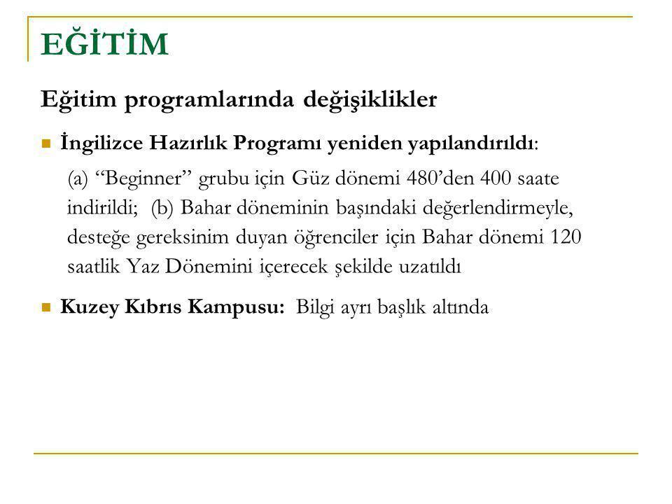 Akademik personel – Kısa Bilgiler/Hatırlatmalar  ÖGEB Seminerleri (Eyl.