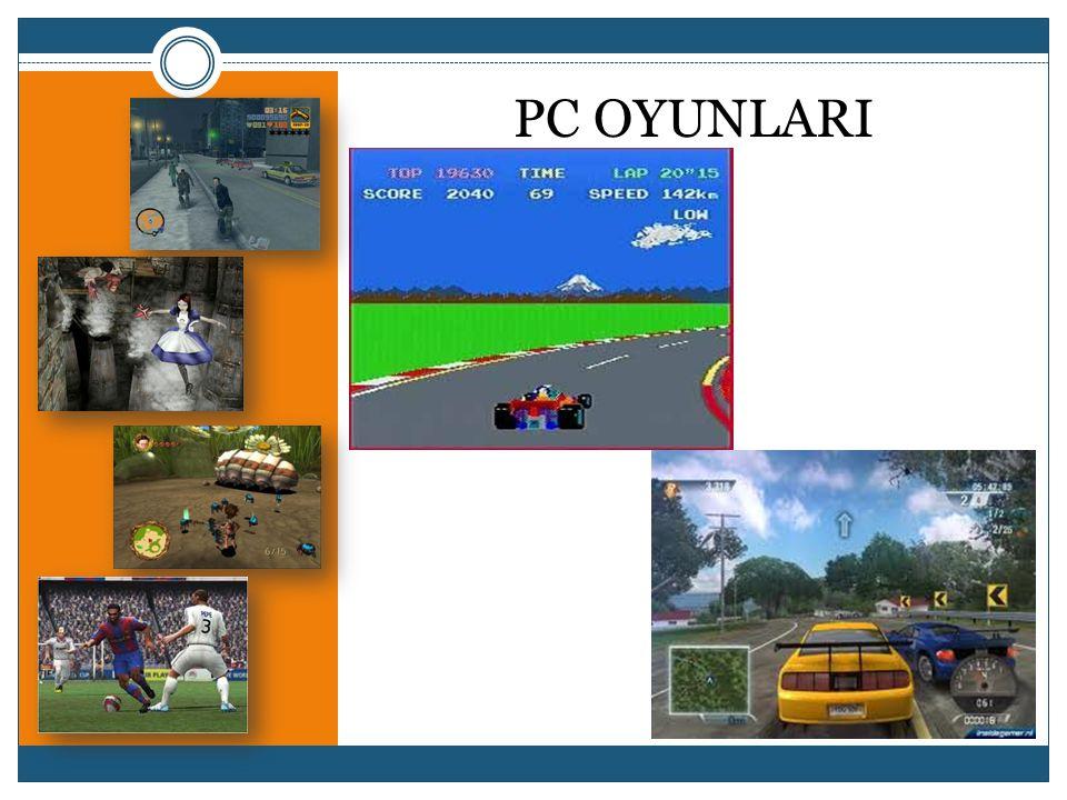 PC OYUNLARI