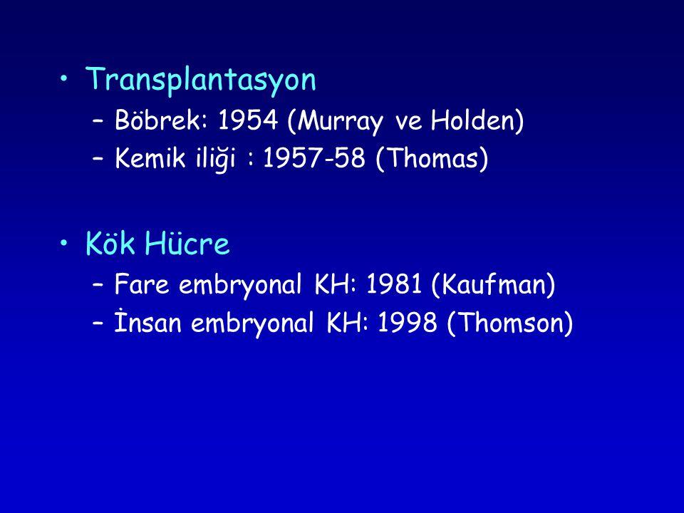Donell E. Thomas İlk HKHN 1957