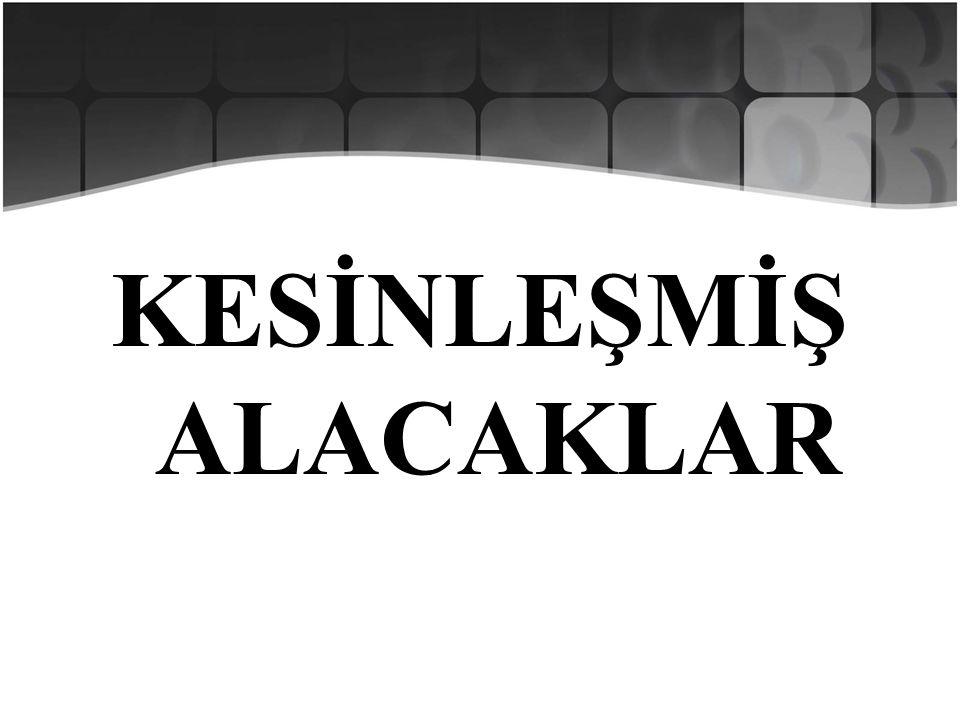 ORTAKLAR CARİ HESABININ DÜZELTİLMESİ 31/12/2010 tarihi itibarıyla bilançoda yer alan; Ortak.