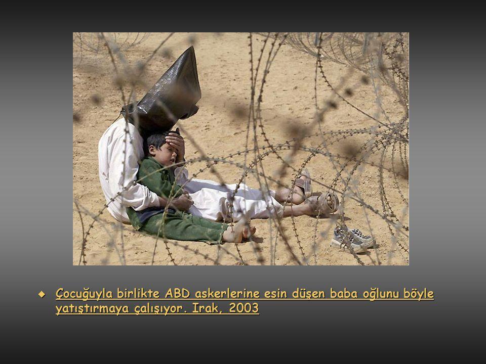  Yıl 2003, Ebu Garip Hapishanesi.