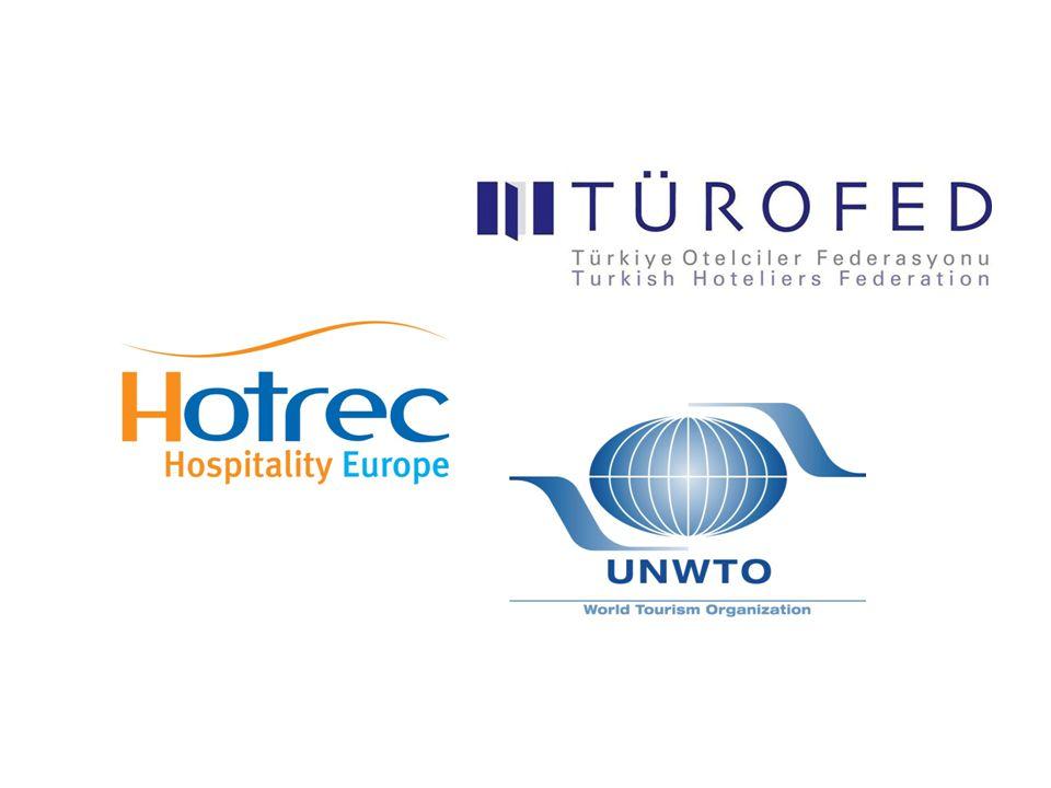  HOTREC, DEİK, IHRA, WTO vb.