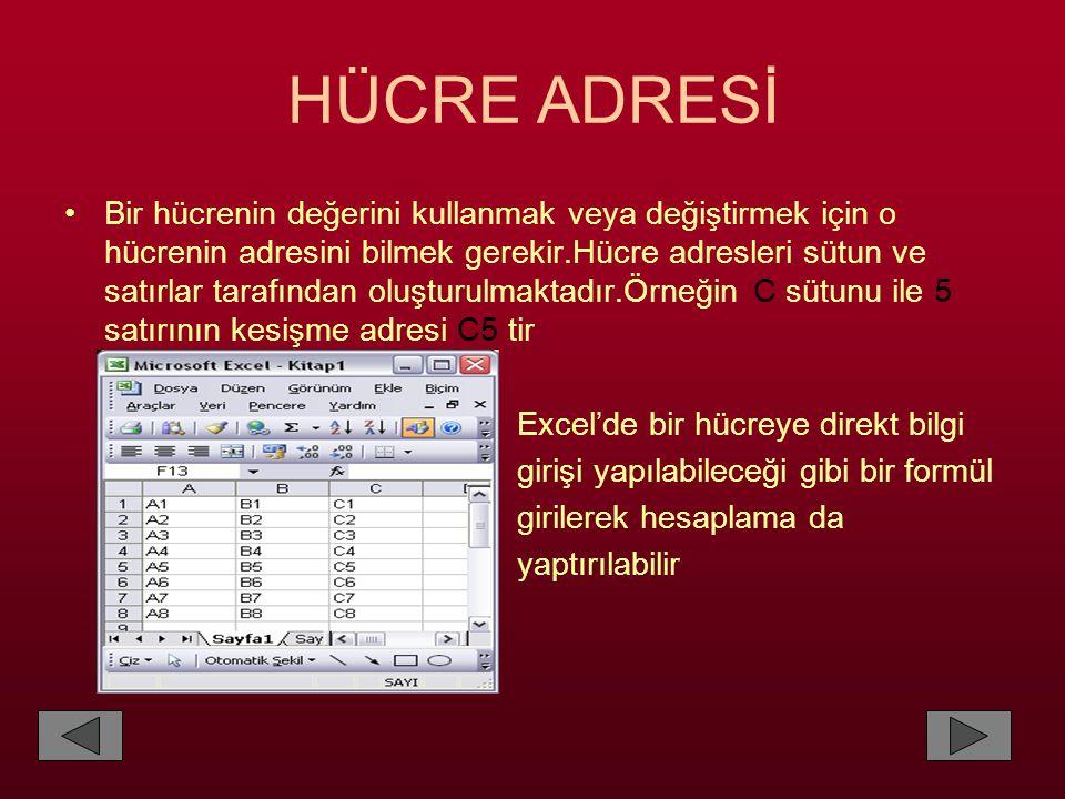 •Grafik her zaman verileri, daha anlaşılır ve öz olarak kullanıcıya sunarlar.