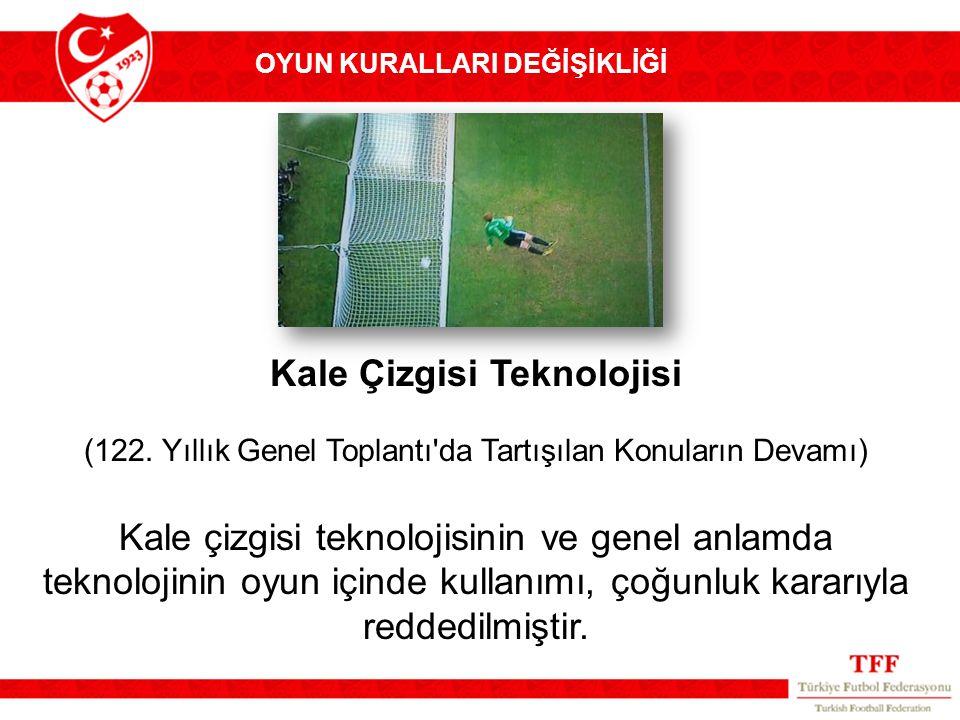 Kale Çizgisi Teknolojisi (122.