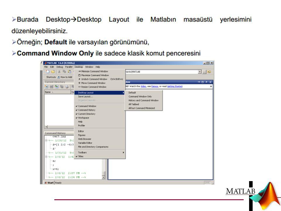 Uygulama: Yukarıdaki örneği ana programdan alt programa parametre aktarımı yapmadan yeniden yazınız.