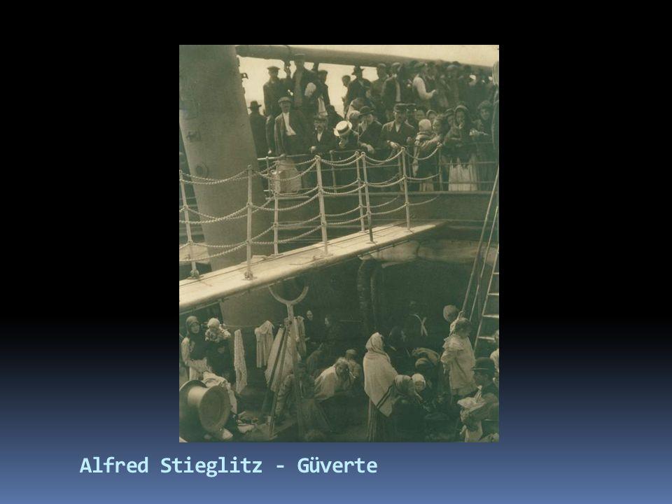 Alfred Stieglitz - Güverte