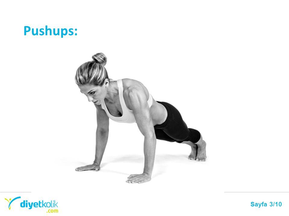 Pushups: Sayfa 3/10
