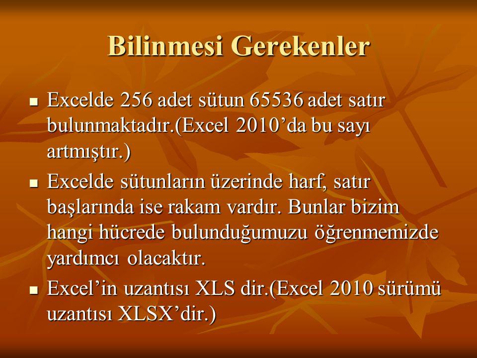 Excel'de Eğer komutu ile; EEEExcel'de Eğer komutu ile şarta bağlı olarak mesaj verebildiğiniz gibi ayrıca diğer işlemleri de yapabilirsiniz.